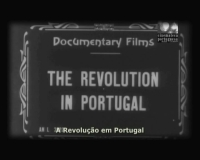 REVOLUTION IN PORTUGAL, 1910 :: CINEMATECA / ANIM